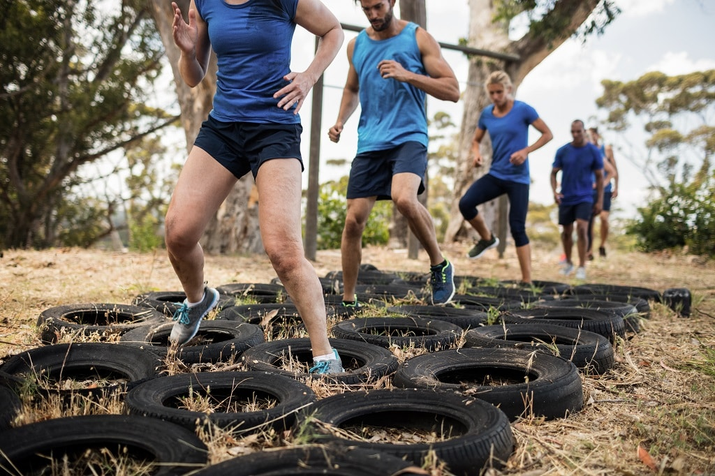ejercicios para convertirte en soldado profesional