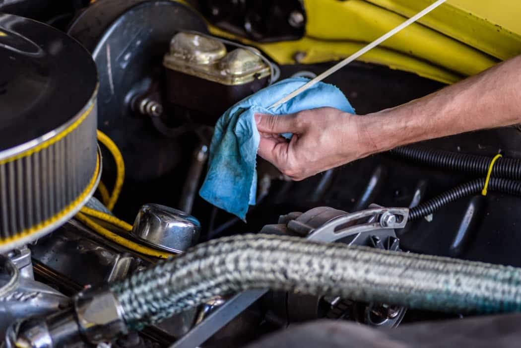 Como se cuida el motor de un coche