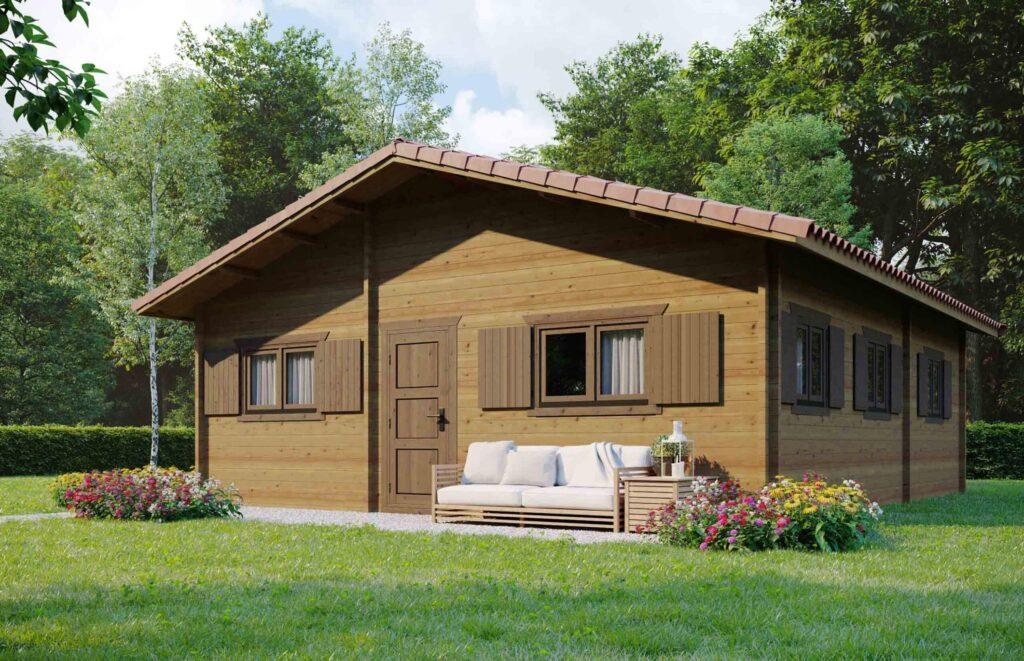 Hacer casas de madera más ecológicas